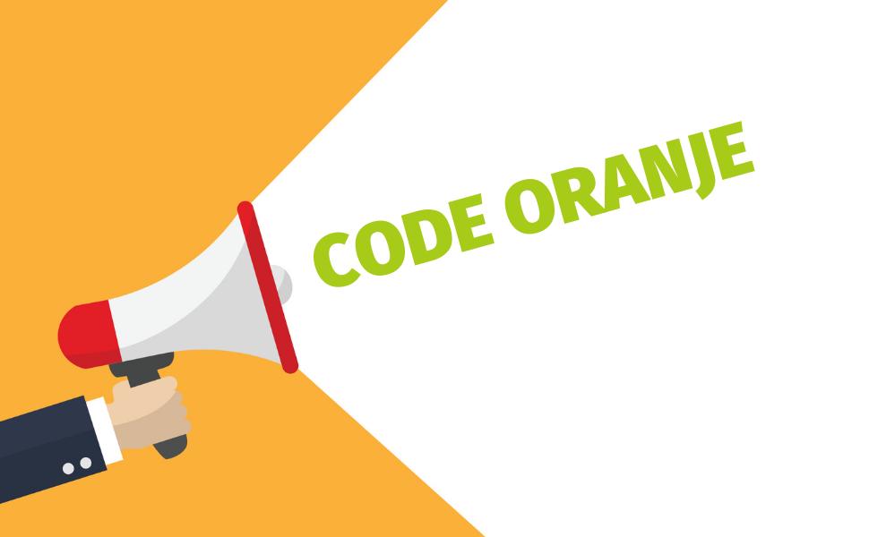 Maatregelen code Oranje